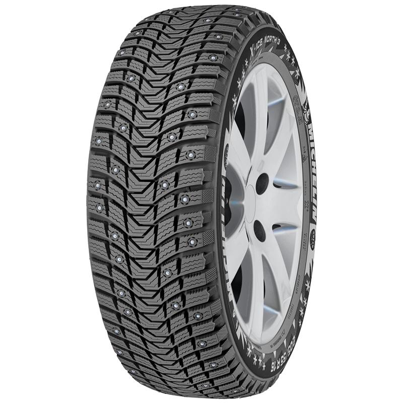 Автомобильные шины Michelin X-Ice North 3 235/35 R19 91H