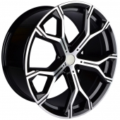 Zumbo Wheels F2100 9.5x22/5x112 D66.6 ET37 MB
