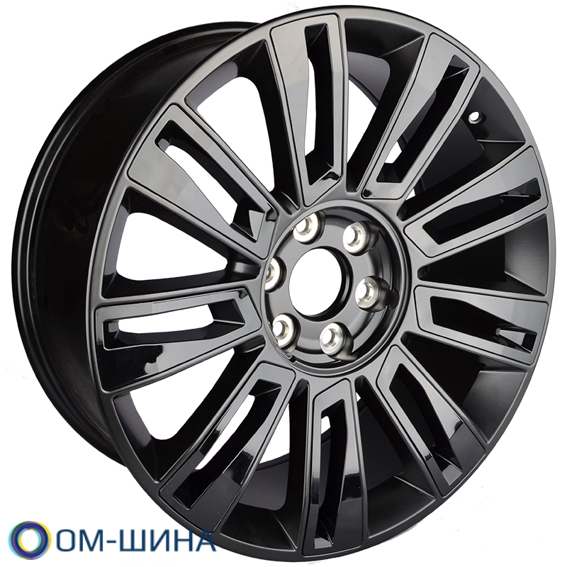 Zumbo Wheels F7198 9x22/6x139.7 D78.1 ET31 MATT BLACK