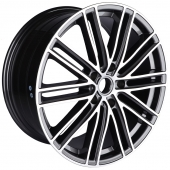Zumbo Wheels A0036L 9.5x20/5x130 D71.6 ET50 MG